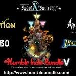 Humble Bundle V mit 3 zusätzlichen Spielen ausgestattet: Lone Survivor, Braid und Super Meat Boy