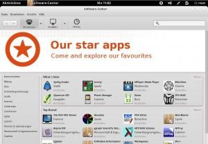 Pure OS 5.0 Software Center