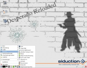 siduction 2012.1.1 Desperado Reloaded
