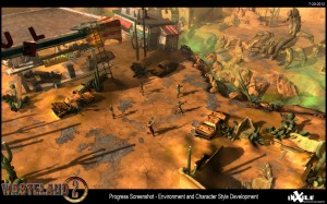 Erster Screenshot: Wasteland 2