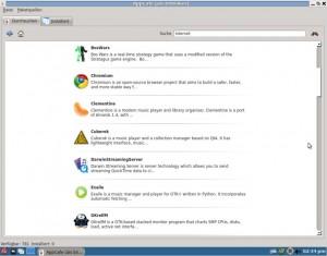 PC-BSD 9.1: AppCafe