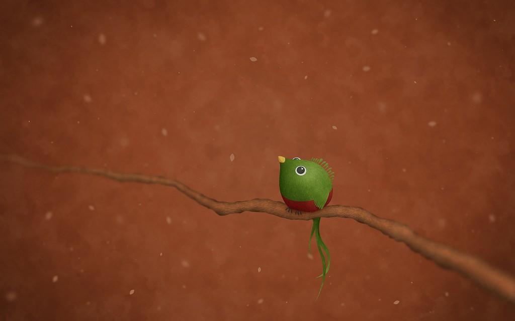 A Little Quetzal (vgerasimov)