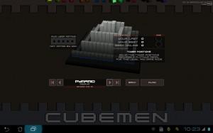 Cubemen: Pyramide