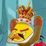 Freddie Mercury für einen Tag: Angry Birds mit Schnauzer