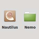 Nemo 1.0.6 und Muffin 1.1.2