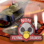 Non Flying Soldiers: Witziges Puzzle-Spiel – Linux-Demo verfügbar