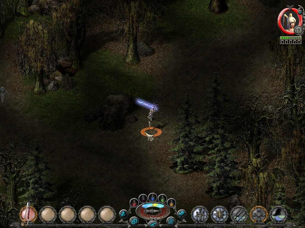 Sacred Gold Screenshot