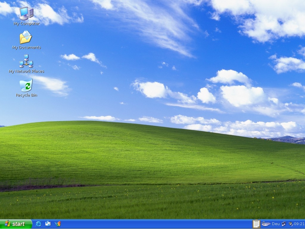 TAILS: Windows-XP-Tarnmodus