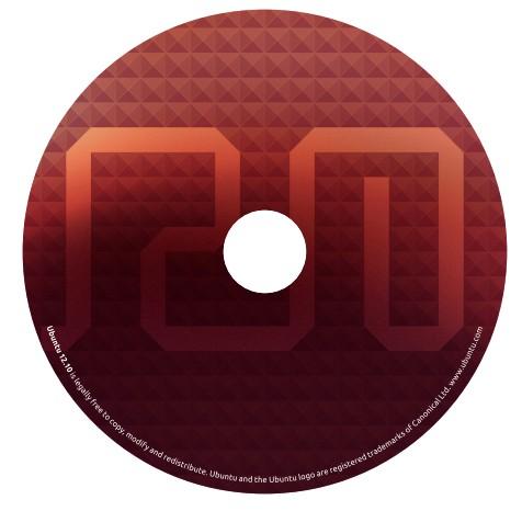 Ubuntu 12.10 DVD Desktop
