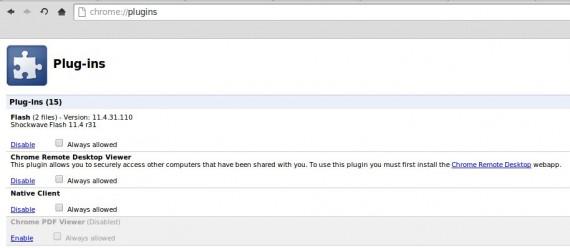 PDF-Betrachter in Chrome deaktivieren