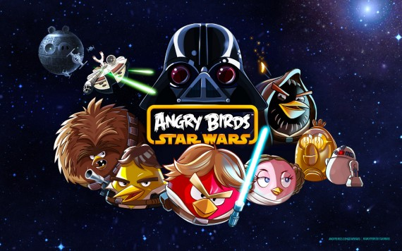 Angry Birds Star Wars: Wallpaper (Quelle: angrybirds.tumblr.com)