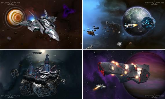 Divine Space (Quelle: kickstarter.com)