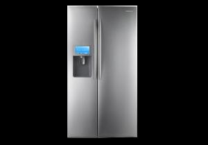 Samsung-Kühlschrank mit Linux (Quelle: samsung.com)