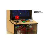 Picade: Kleiner Arcade-Kasten für den Schreibtisch