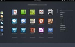 LuninuX OS 12.10: Anwendungen