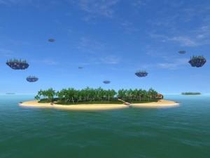 Oceania: Schwebewelten (Quelle: kickstarter.com)