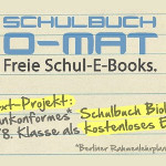 Freie Schul-eBooks mit SCHULBUCH-O-MAT