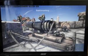 Unigine Heaven Benchmark: Wesentlich schöner mit der NVIDIA-Karte