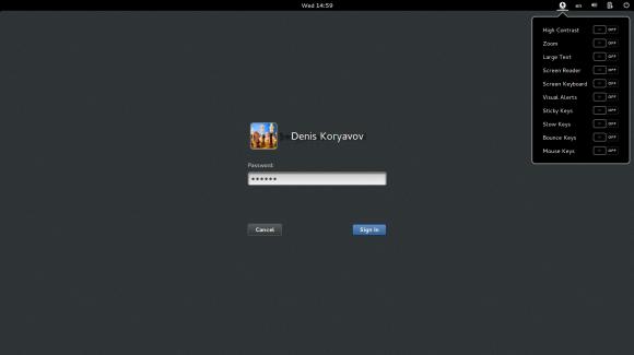 ROSA Desktop Fresh 2012 GNOME (Quelle: rosalab.com)