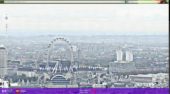 320 Gigapixel hat das Panorama