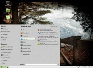 Linux Mint Debian Edition: MATE 1.4
