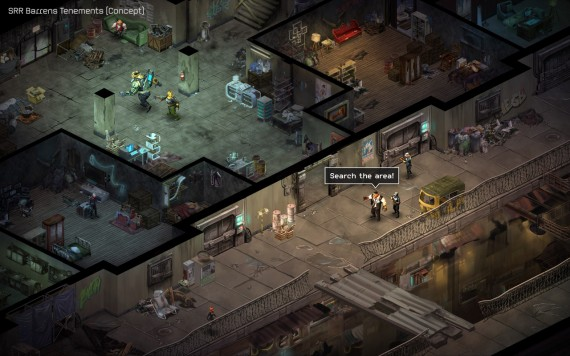 Shadowrun: Barrens Tenements (Quelle: harebrained-schemes.com)