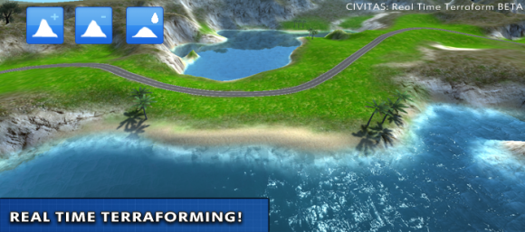 Civitas: Terraforming (Quelle: kickstarter.com)