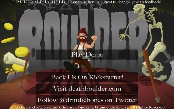 Death Boulder Bones: Demo verfügbar