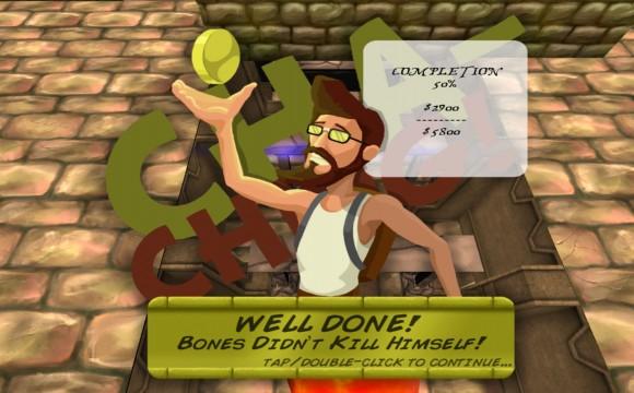 Death Boulder Bones: Nur 50 Prozent ...