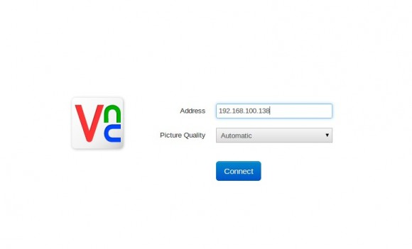 VNC Viewer in Chrome
