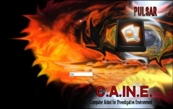 Caine 4.0: Start