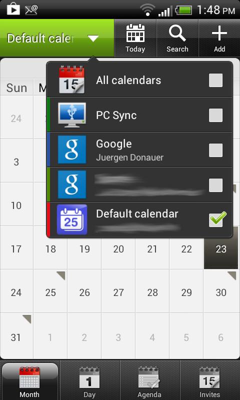 Welchen Kalender benutzen?