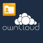 ownCloud Teaser mit CardDAV 150x150