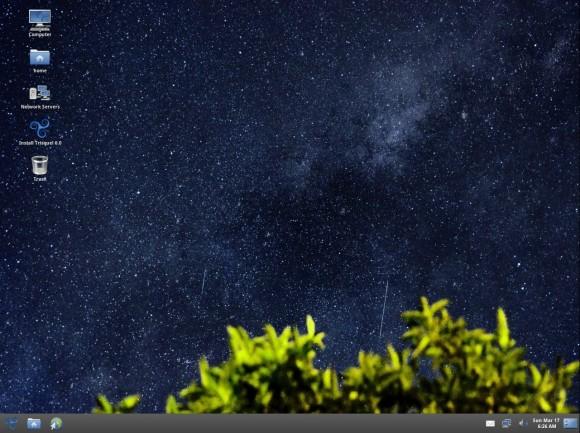 Trisquel 6: Desktop