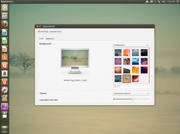 Ubuntu 13.04 Raring Ringtail: Wallpaper