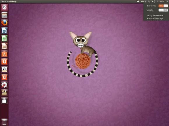 Ubuntu 13.04 Raring Ringtail: Bluetooth-Verbesserungen