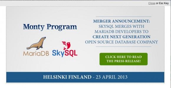 MariaDB und SkySQL schließen sich zusammen