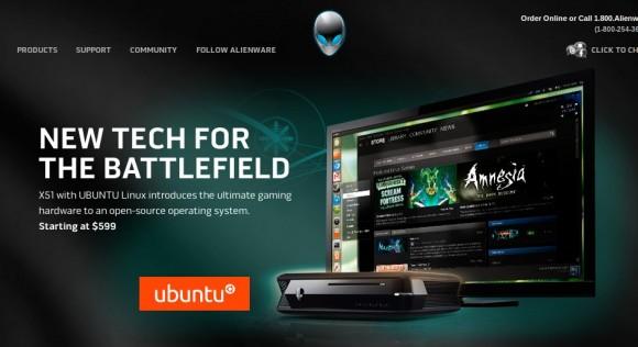 Alienware X51: Sieht eigentlich ganz hübsch aus ...