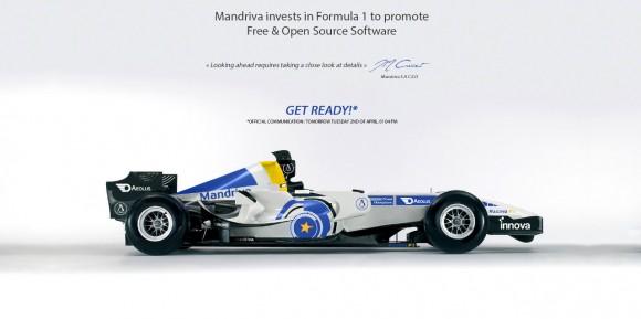 Mandriva: Formel 1