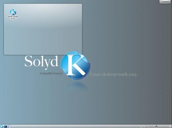 SolydK: Desktop