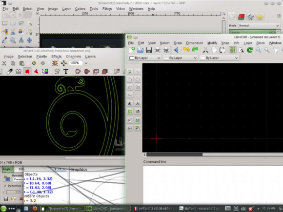 "openSUSE 12.3 ""Edu Li-f-e"": Grafik (Quelle: en.opensuse.org)"