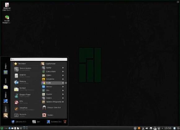 Manjaro KDE: Lanzelot (Quelle: manjaro.org)
