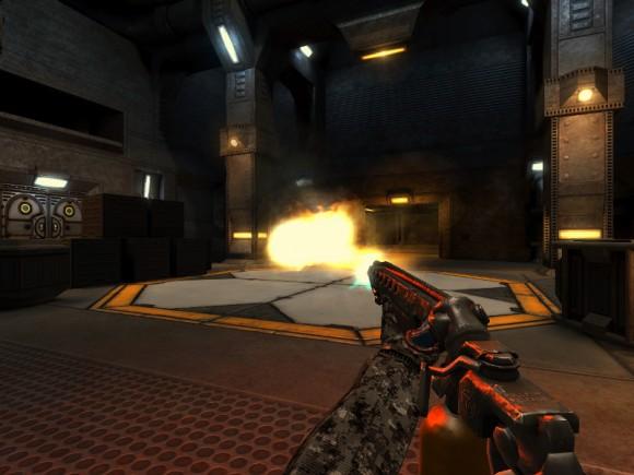 Alpha 15 mit Hitze-Dunst (Quelle: unvanquished.net)