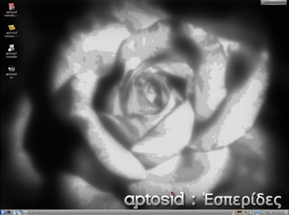 aptosid 2013-01: Desktop