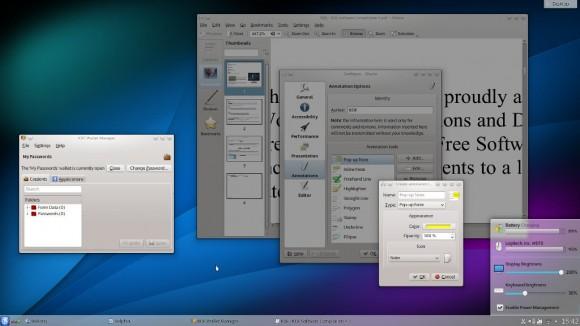 KDE 4.11 Beta (Quelle: kde.org)
