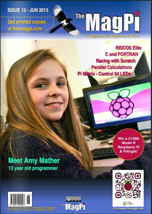 MagPi: Ausgabe 13