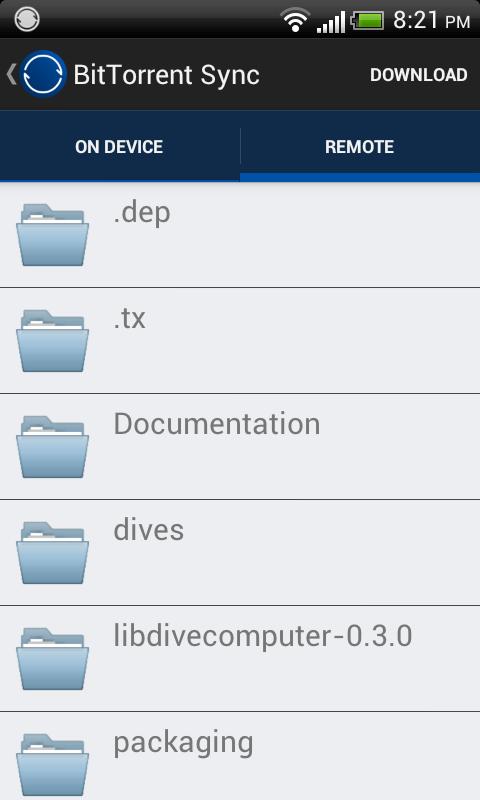 BitTorrent Sync: synchronisiert