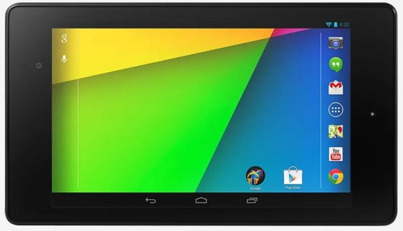 Das neue Nexus 7 reloaded ...