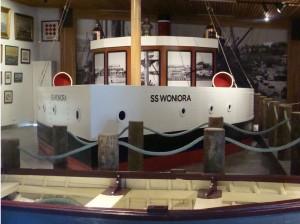 SS Woniora