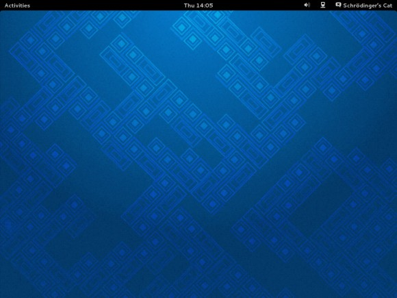 Fedora 19: GNOME (Quelle: fedoraproject.org)
